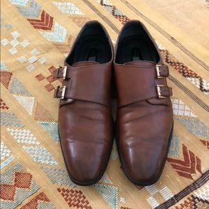 Alfani Men's 360 Degree Flex Dress Shoes - Sz 9.5
